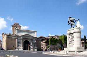 Italie-Rome, Circuit Trésors d'Italie