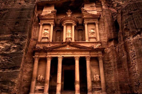 Monument - Circuit Trésors de Jordanie
