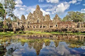 Laos-Vientiane, Circuit Combiné Laos Cambodge