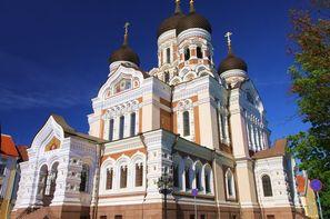 Lituanie-Vilnius, Circuit Les 3 Merveilles de la Baltique