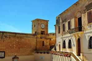 Malte-La Valette, Circuit Autotour l'Ile Fabuleuse