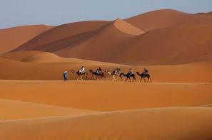 Vacances Marrakech: Circuit Oasis en véhicule tout terrain