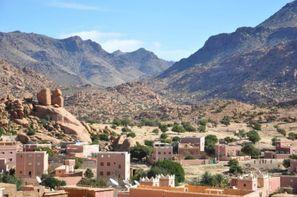 Maroc - Marrakech, Circuit Dunes, Oasis et Mer