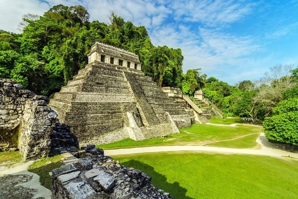 Monument - Circuit Joyaux Mayas