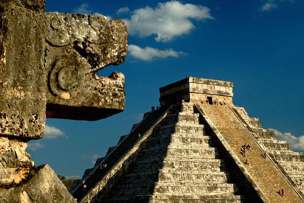 Monument - Circuit Les Merveilles du Yucatan et Chiapas
