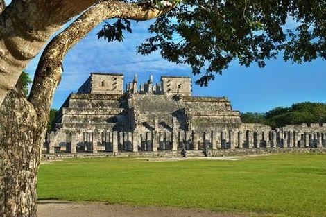Visiteurs En Asie Mexique