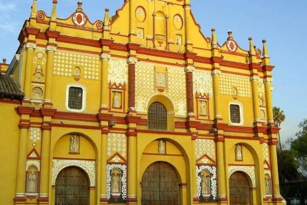 Monument - Circuit Inoubliables du Mexique 3*