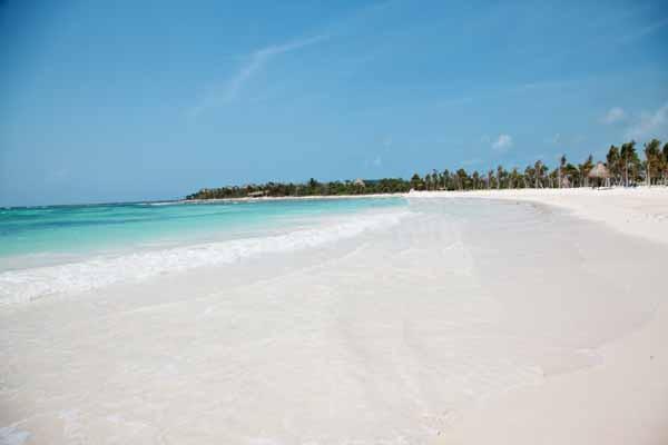 Plage - Circuit Splendeurs du Mexique + Ext Playa del Carmen