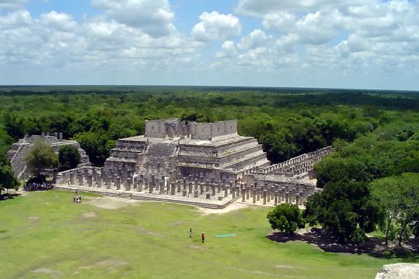 Geographie - Circuit Les incontournables du Mexique