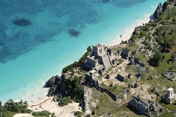 Monument - Circuit .Aztèques et Mayas