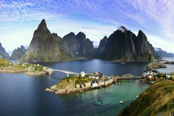 circuit grand panorama des fjords norvege opodo. Black Bedroom Furniture Sets. Home Design Ideas