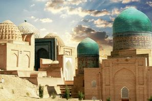 Ouzbekistan-Tashkent, Circuit Sur la Route de la Soie