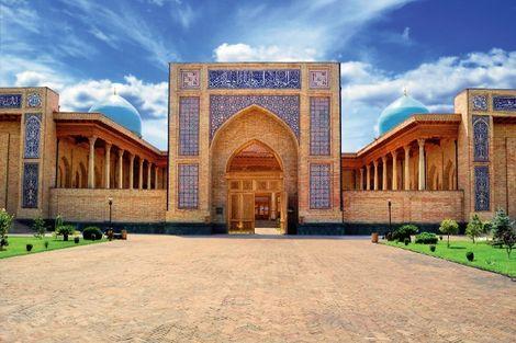 Circuit Ouzbékistan
