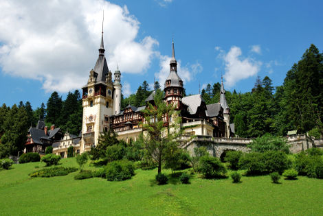 Voyage Roumanie