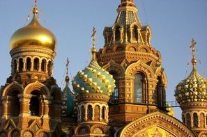 Russie-Moscou, Circuit Indispensable Russie