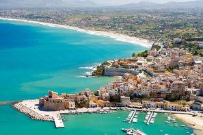 Sicile et Italie du Sud - Palerme, Circuit