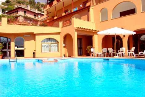 Hôtel Plages de Sicile Orientale 3* - PALERME - ITALIE