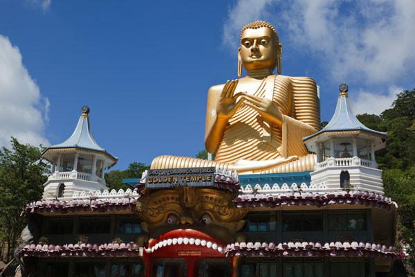 Monument - Circuit Aventure Sri Lankaise - idéal famille
