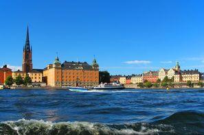 Suede-Stockholm, Circuit Balade Suédoise