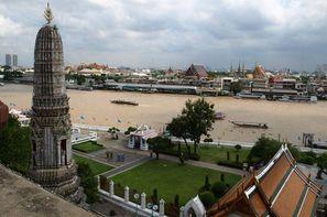 Thailande-Bangkok, Circuit Beautés du Siam