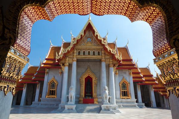 Ville - Circuit Trésors du Siam et farniente à Phuket à l'hôtel Alpina Nalina Resort & Spa 4*