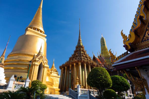 Ville - Circuit Merveilles de Thailande + ext Phuket