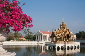 Vacances Bangkok: Combiné circuit et hôtel Des capitales du Siam aux plages de Hua Hin
