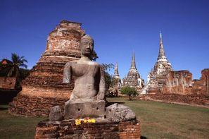 Circuit Des capitales du Siam aux plages de Hua Hin  Thailande