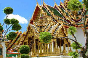 Vacances Bangkok: Circuit Merveilles de Thailande + ext Cha Am