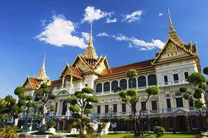 Vacances Bangkok: Circuit Capitales et Délices du Siam