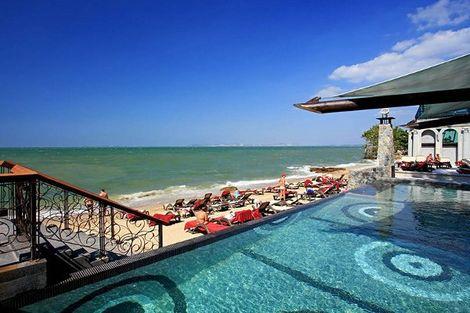Circuit Trésors du Siam et farniente à Pattaya à l'hôtel Centara Grand Modus  5* THAÏLANDE