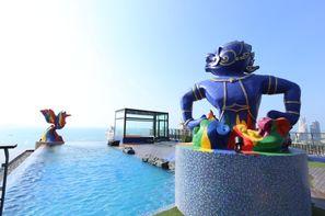 Vacances Bangkok: Circuit Trésors du Siam et farniente à Pattaya au Siam@Siam Design