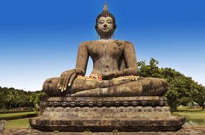 Vacances Bangkok: Circuit Trésors du Siam et séjour libre