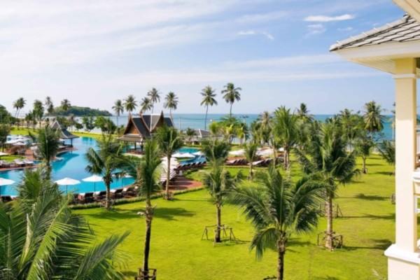 Vue panoramique - Combiné hôtels Court séjour Bangkok et Sofitel Krabi 5*