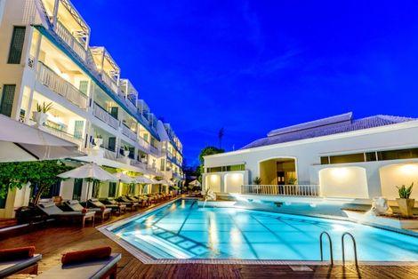 Circuit Trésors du Siam et Farniente à Phuket et à l'Andaman Sea View 4* THAÏLANDE