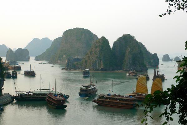 Autres - Circuit Vietnam Légendaire 3*
