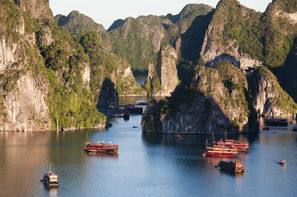Vietnam-Hanoi, Circuit Vietnam Saveurs de la Baie d'Halong