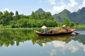 Vacances Hanoi: Circuit Joyaux du Vietnam et du Cambodge 2017