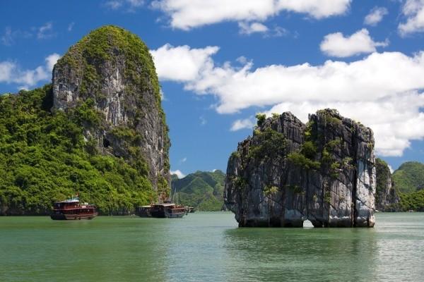 Nature - Circuit Vietnam Légendaire + extension Phan Thiet 3*