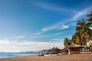 Vietnam-Hanoi, Circuit Vietnam de la Baie d'Halong aux Dunes Dorées (avec extension plage)