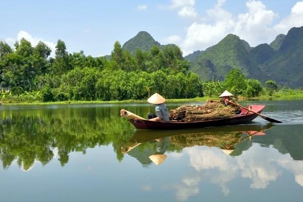 Nature - Circuit Vietnam des neuf dragons 3*