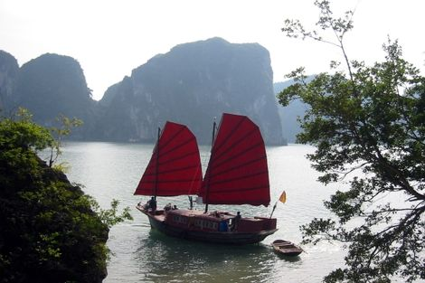 Visiteurs En Asie Vietnam