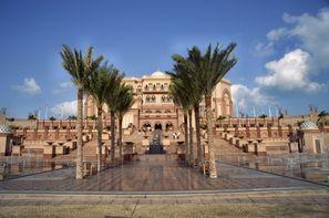 Abu Dhabi - Abu Dhabi, Combiné hôtels Désert + Plage