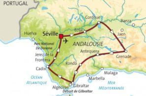Andalousie - Seville, Combiné circuit et hôtel Andalousie Passionnément + Extension Lookéa