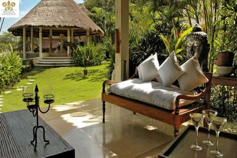 Combiné Hôtels Villa Mathis 4* Sup + Mathis Retreat Ubud 4* Sup