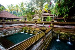 Vacances Denpasar: Combiné circuit et hôtel - Circuit Jardin d'Eden 3* Charme + Aston Kuta 4*