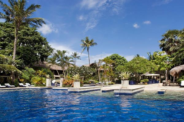 Piscine - Combiné hôtels - Balnéaire au Mercure Sanur + Ubud Wana à Ubud 4*