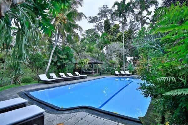 Piscine - Combiné hôtels - Balnéaire au Mercure Sanur 4* + Ananda Cottage 3* à Ubud