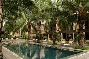 Bali-Denpasar, Combiné hôtels - Balnéaire au Segara Village à Sanur + Ubud Wana