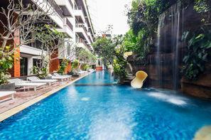 Bali-Denpasar, Combiné hôtels - Jambuluwuk Oceano Seminyak + The Ubud Village Hotel